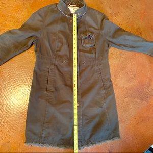 Free People Jackets & Coats - Free People Brown Duster Jacket